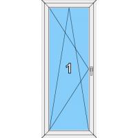 08.1 DREH-KIPP BALKONTÜR